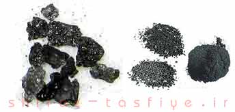activated carbon کربن فعال